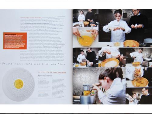 STYLE PICCOLI MAGAZINE Massimo Bottura Star Chef Italy 2014