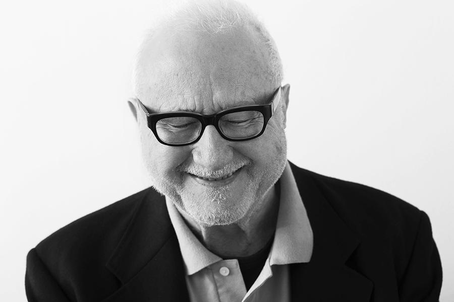 Writer Frederic Tuten, NYC