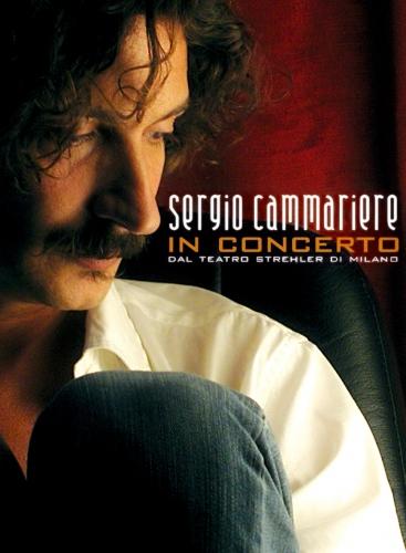 SERGIO CAMMARIERE (Singer) Cover Emi Music