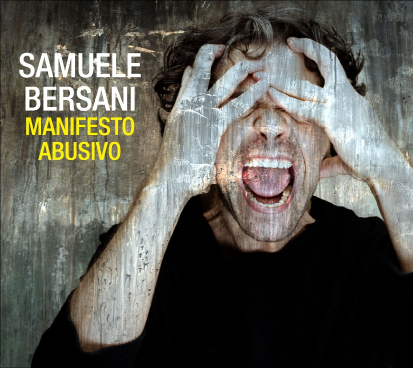 Samuele Bersani Album Cover - Sony Music 2010