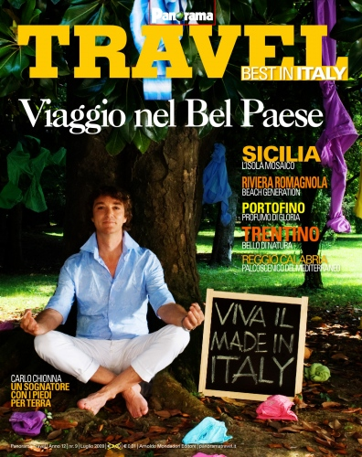 Panorama  Travel Cover story 2010