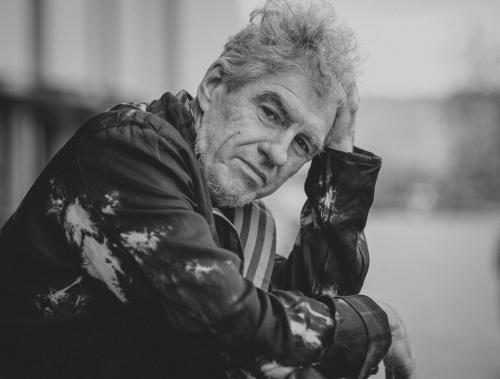 Christopher Doyle , Australian cinematographer & artist