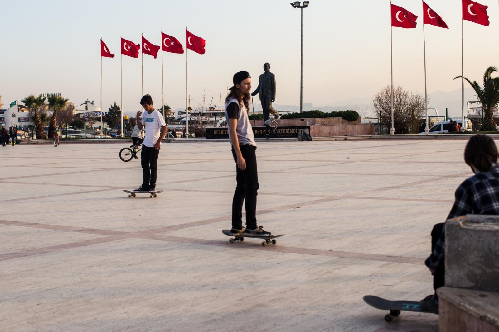 Bostanli, Izmir.