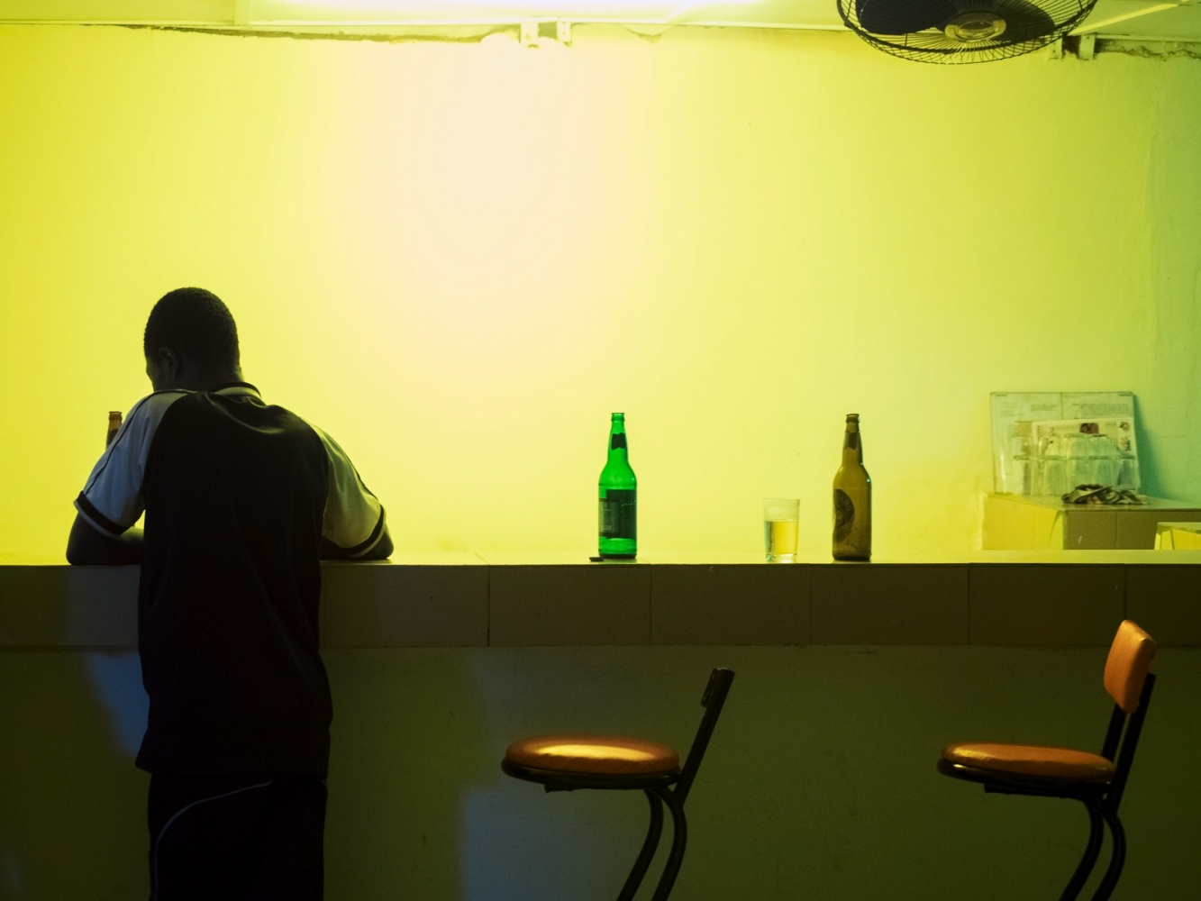 Art and Documentary Photography - Loading Ouaga_la_nuit-02.JPG