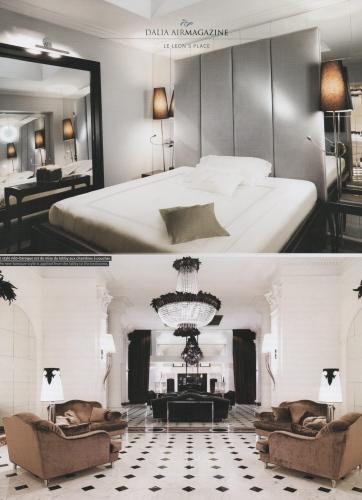 DALIA MAGAZINE  - (Client Alvin Grassi Interior Designer Studio) - France