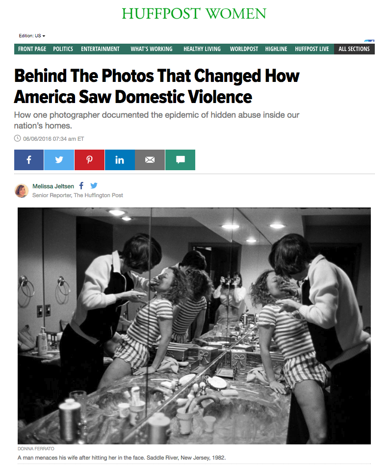 Art and Documentary Photography - Loading HuffPost_Screenshot.png