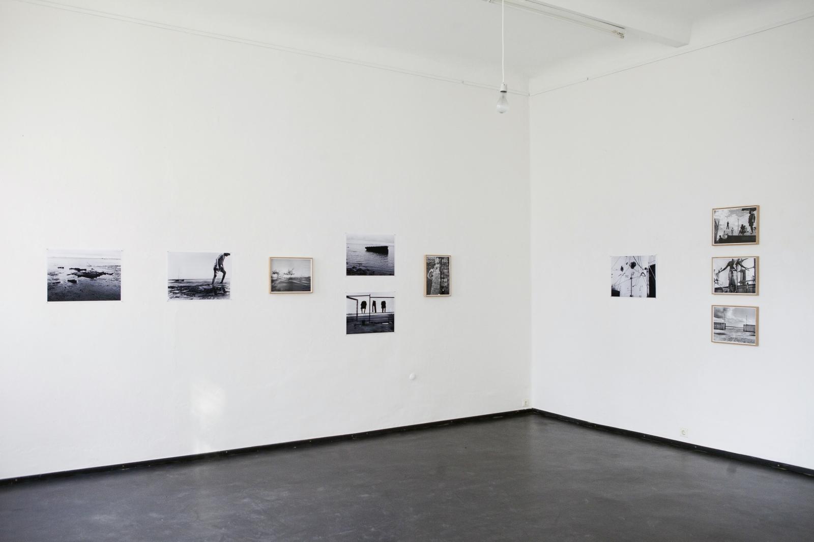 Kunststiftung Poll Gallery, Berlin. (Residues)