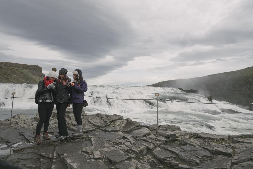 Ferðamenn (tourists)