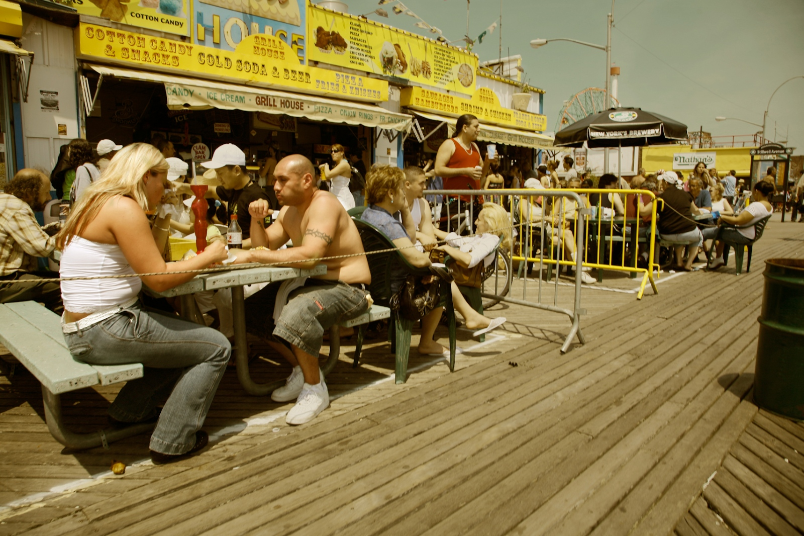 Art and Documentary Photography - Loading coney-006.jpg