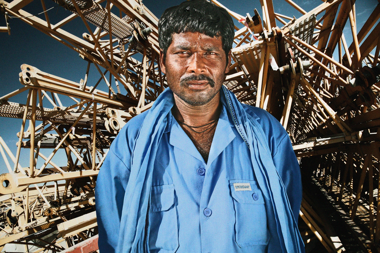 Art and Documentary Photography - Loading Worker-001.jpg