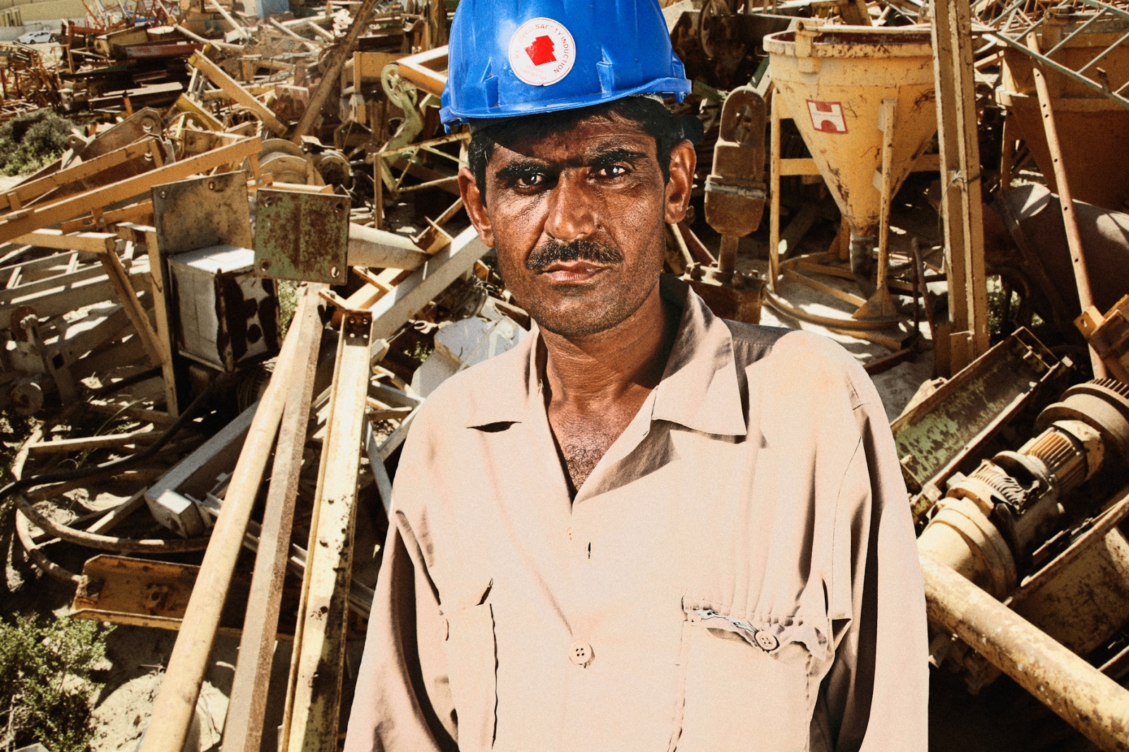 Art and Documentary Photography - Loading Worker-008.jpg