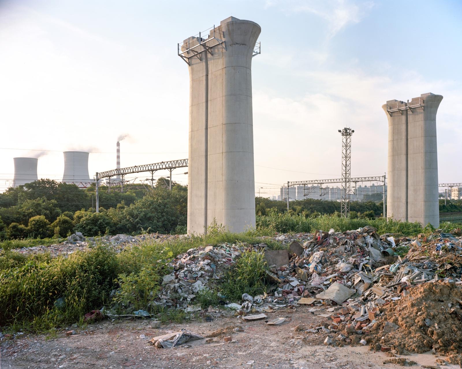 Hefai City, Anhui Province. 7/2013