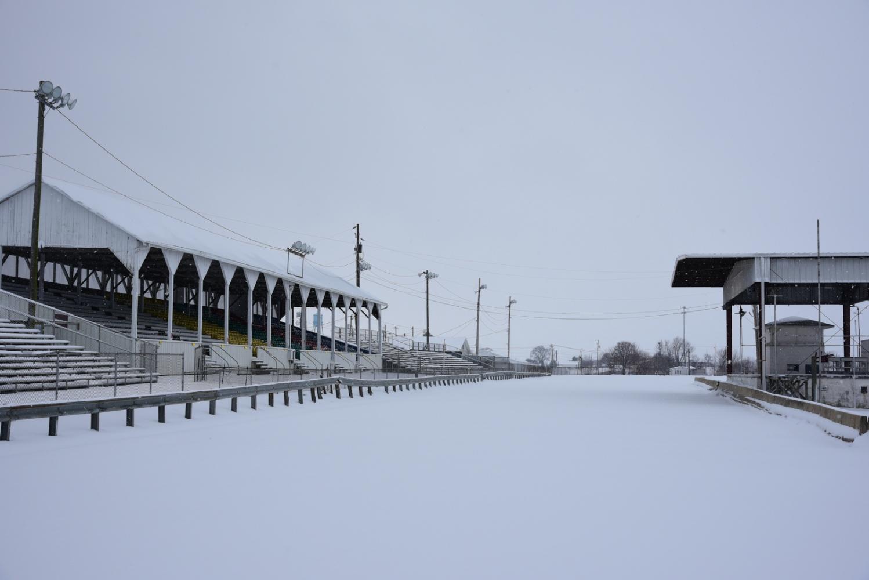 Raceway, December