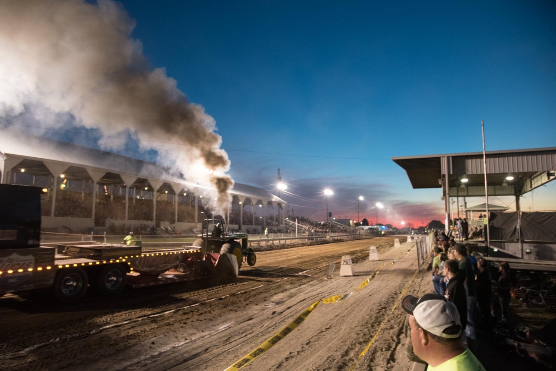 Raceway, September