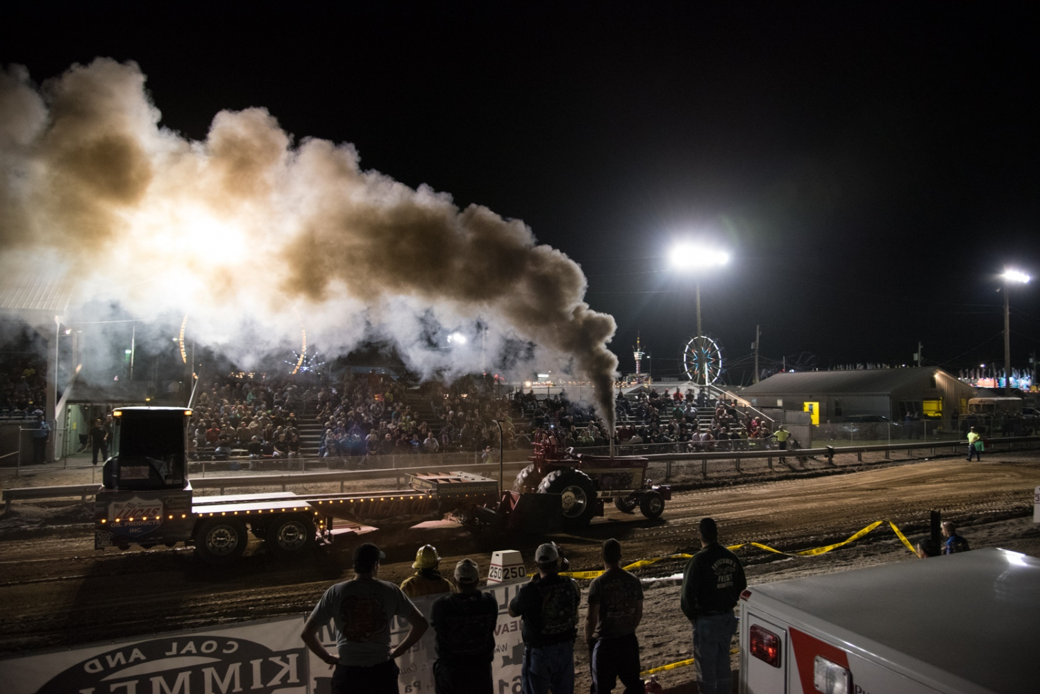 Truck/Tractor Pull