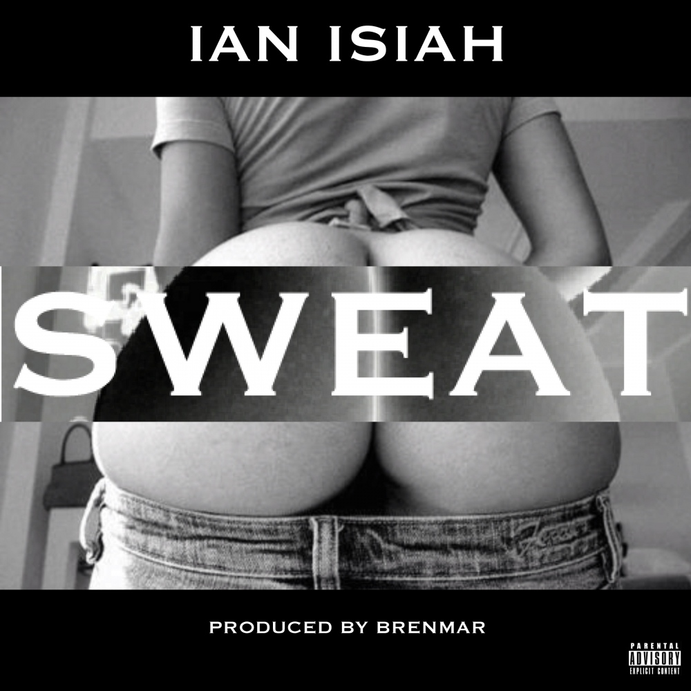 Ian Isiah, Sweat Digital Album Art
