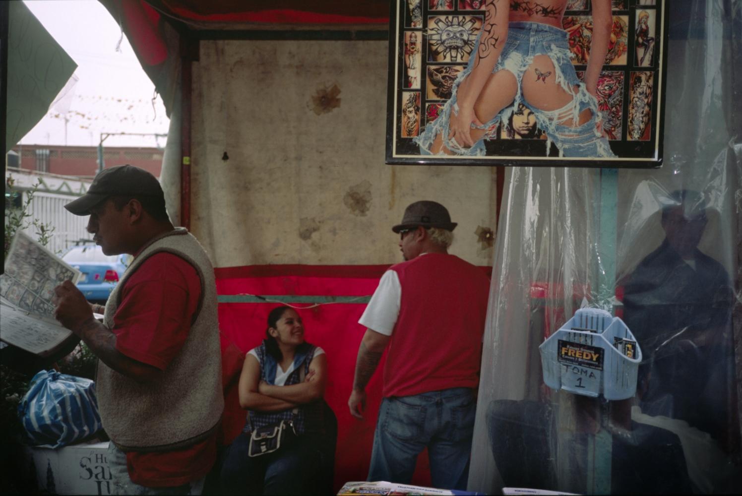 Mercado de Villa Azcapozalco, Mexico, D.F. ©Sylvia de Swaan