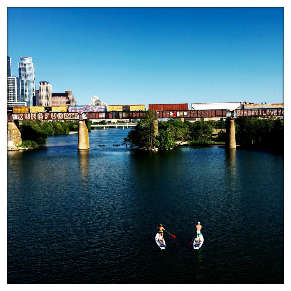 Colorado River, Austin, Texas