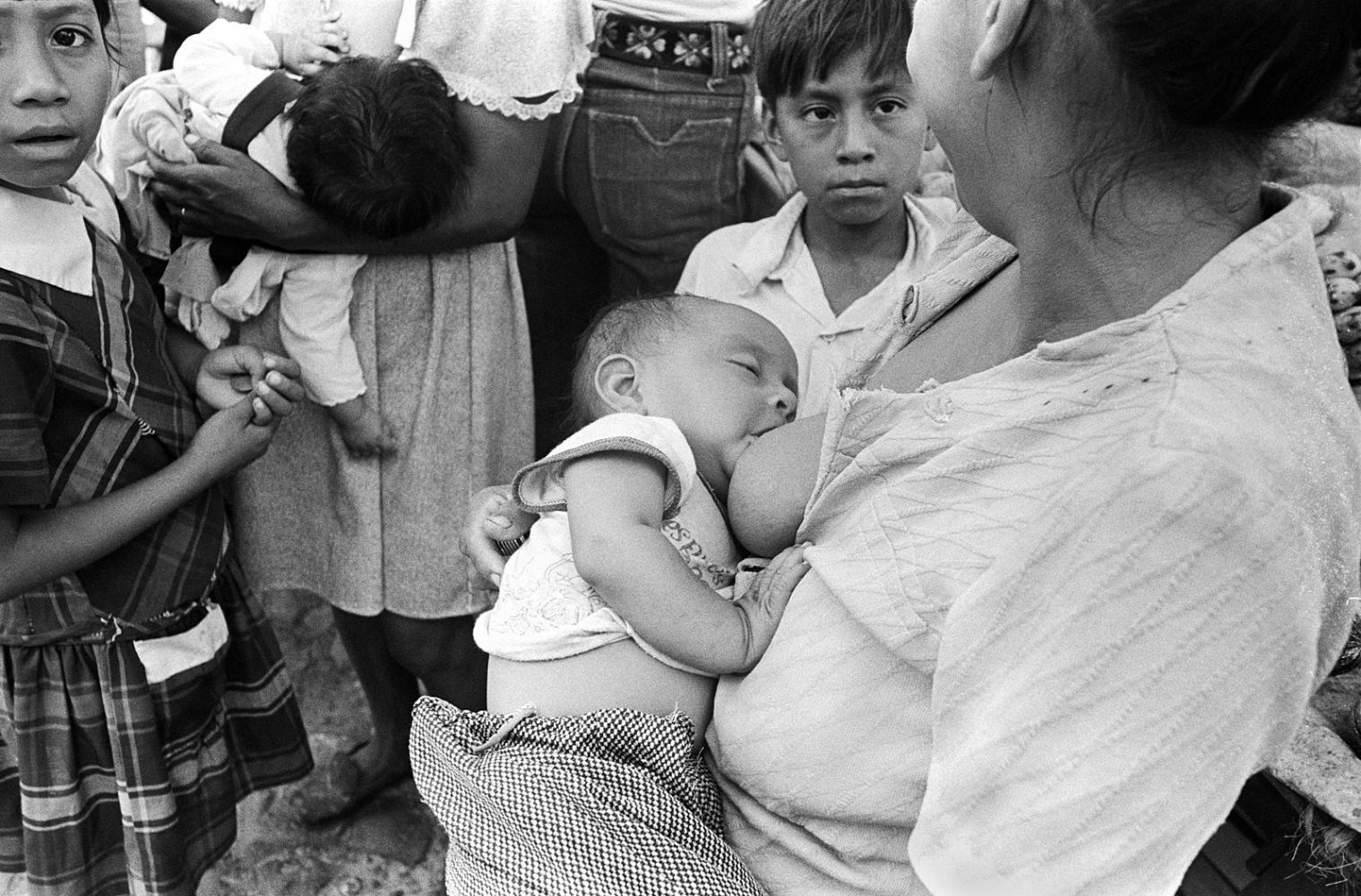 Market Day, Ozuluama, Ver, 1978 ©Sylvia de Swaan