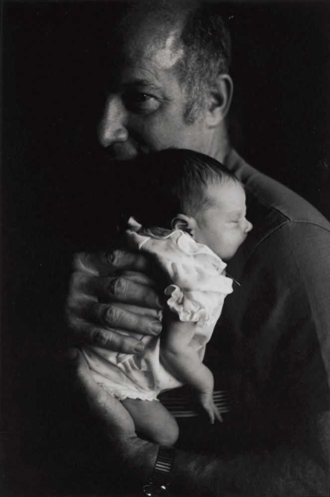 BRUCE and ELIZABETH STRATTON  South Pasadena, California 1991