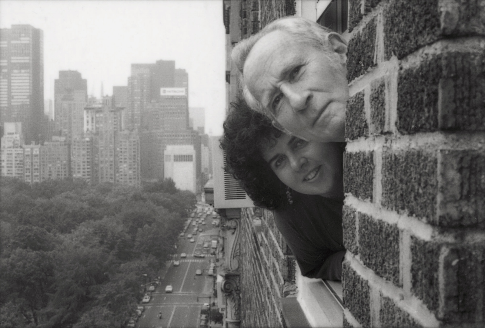 MORRIS and MARY ENGEL  New York City 1994
