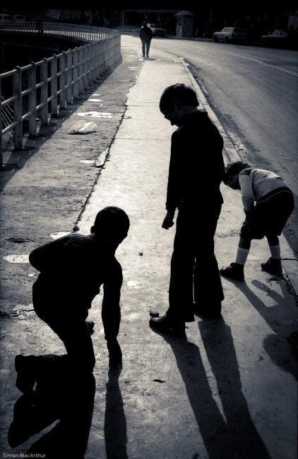 Photography image - Loading Street_Urchins_Greece.jpg