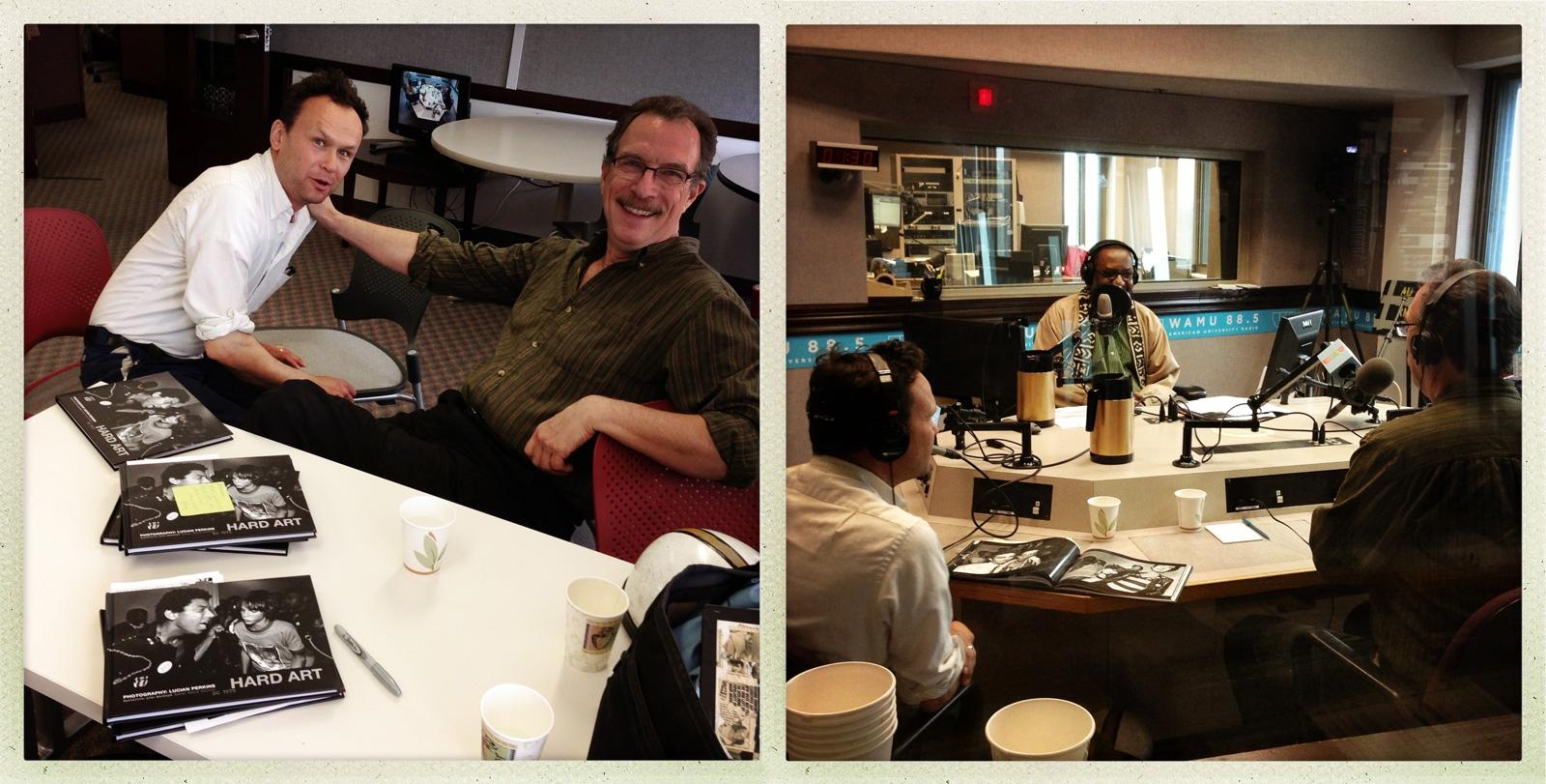 Alec MacKaye and Lucian Perkins are on NPR's Kojo Nnamdi Show. Listen