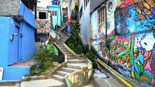 Vidigal Slum Project by: Rio de Janeiro - Brazil