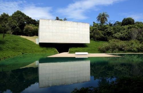 Adriana Varejão Gallery Project by:  Rodrigo Cerviño Lopez   Inhotim - Brazil