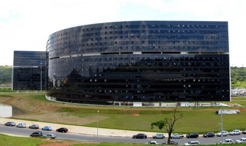 Cidade AdministrativaPresidente Tancredo Neves Project by:Oscar Niemeyer Belo Horizonte - Brazil