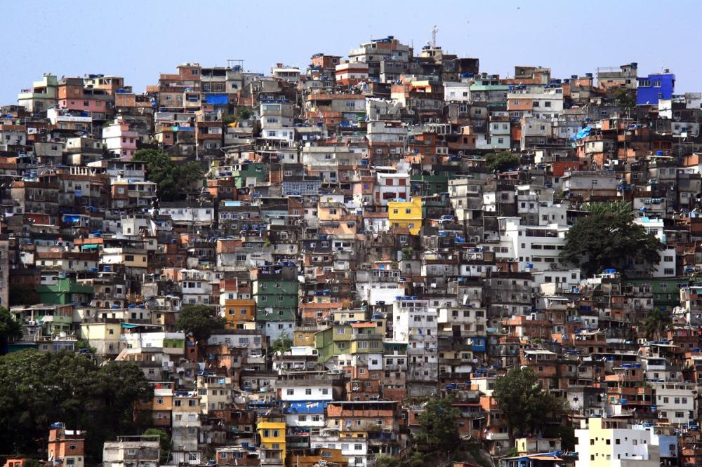 Rocinha Slum Project by: Rio de Janeiro - Brazil