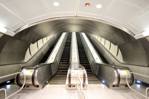 34th Street Station - Hudson Yards Project by:Richard Dattner and Partners New York - USA