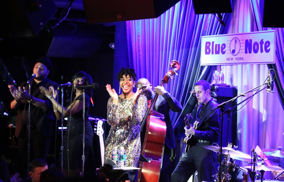 Jazz at Blue Note