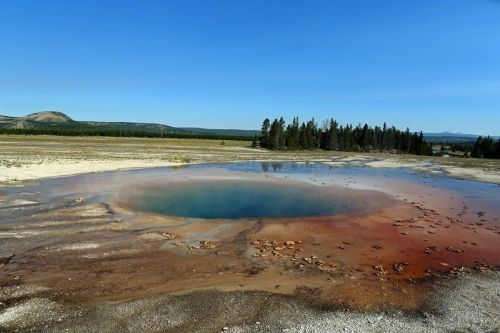 Yellowstone National Park - Utah
