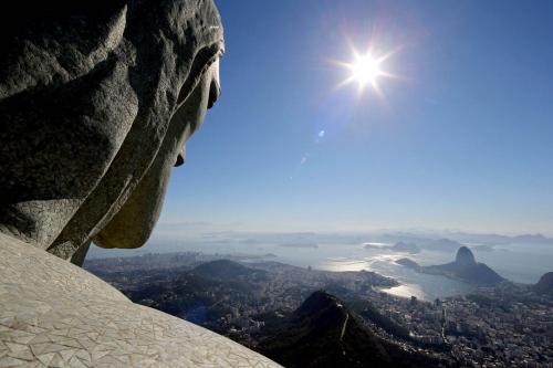Christ the Redemeer Statue - Rio de Janeiro - Brazil