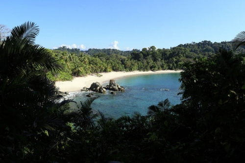 Manuel Antonio Beach - Costa Rica