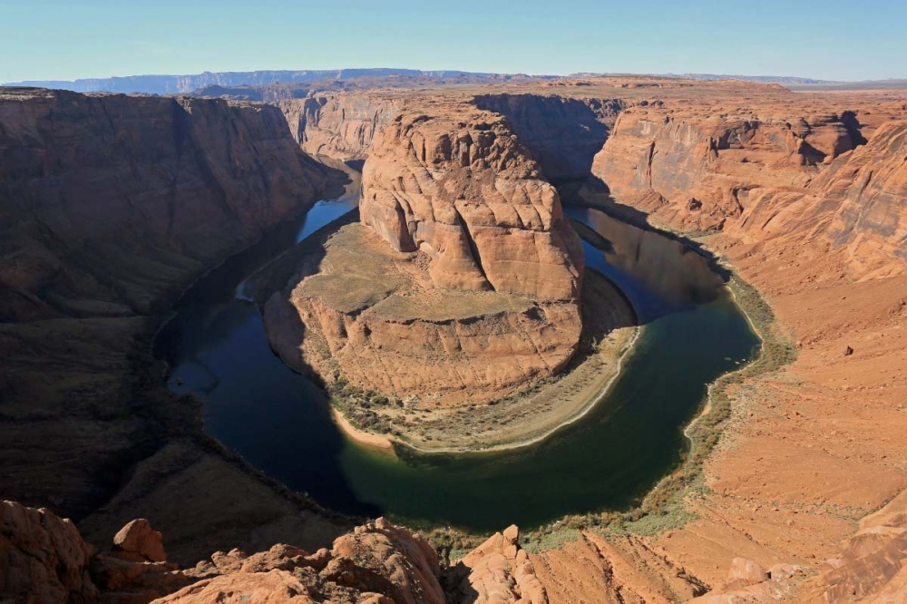 Horse Shoe Bend - Page - Arizona