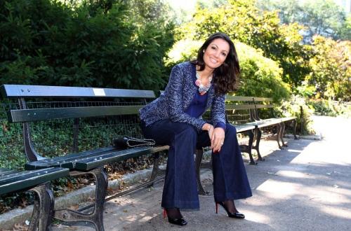 Patricia Poeta - Brazilian Talk Show Host