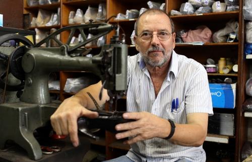Lucenio Varanda - Shoemaker
