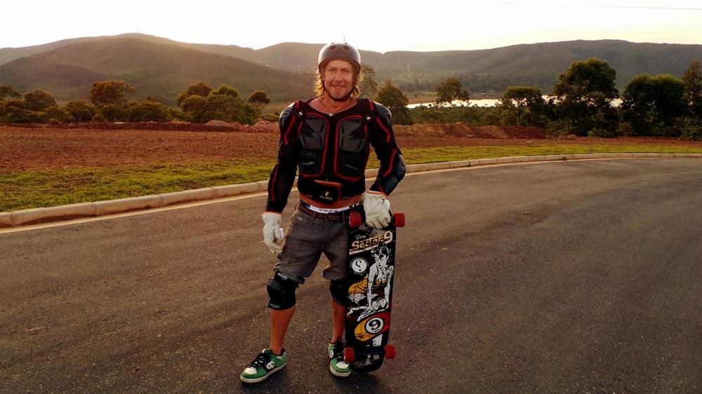 Ze Mu - Pizzaiolo - Skate Enthusiast