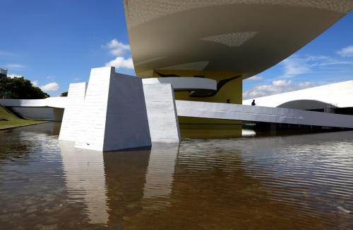 Museum Oscar Niemeyer (Museu do Olho) Project by: Oscar Niemeyer Curitiba - Brazil