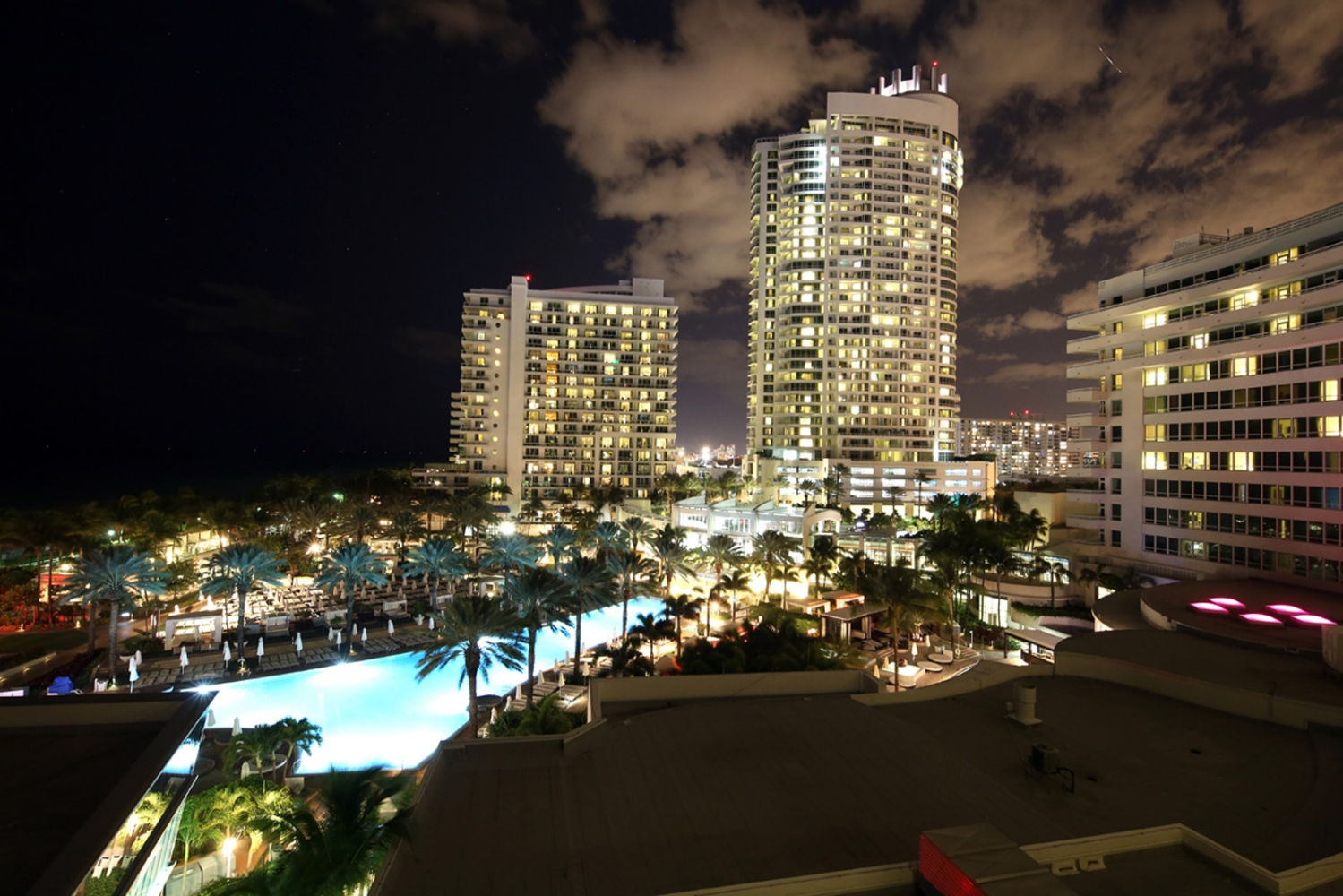 Fontainebleau  Miami Beach Project by: Morris Lapidus Miami Beach - USA