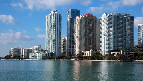 Miami Skyline Project by: Miami - USA