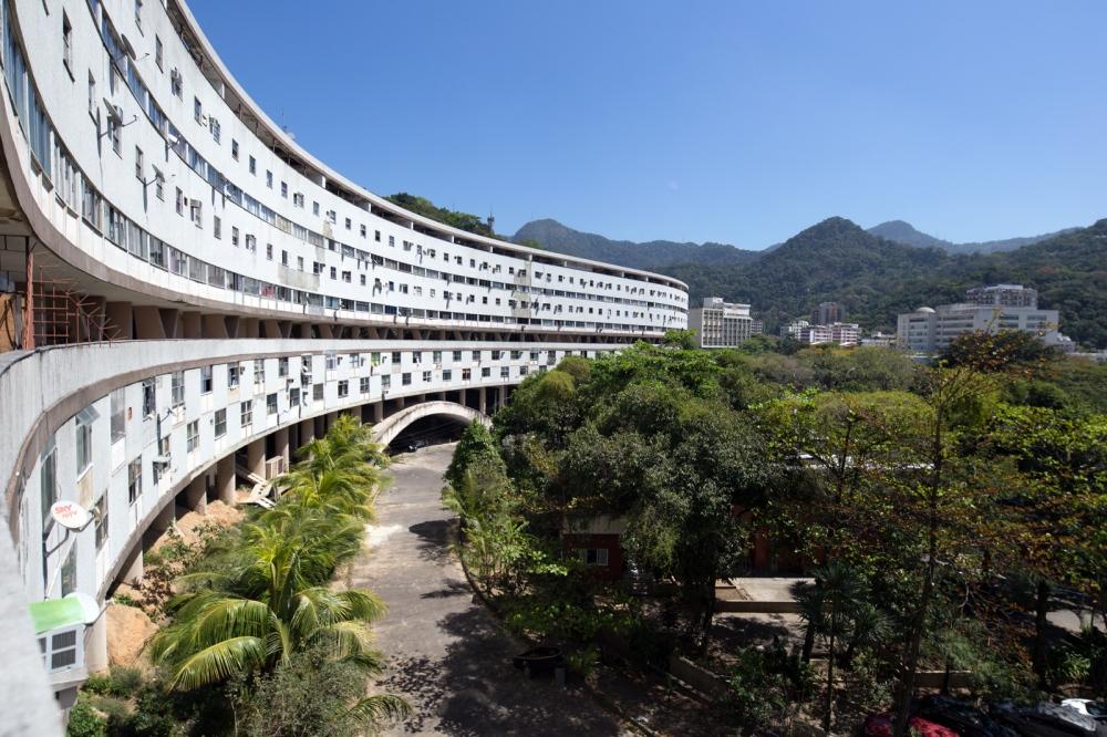 Marquês de São Vicente Residential Complex Project by: Affonso Eduardo Reidy Rio de Janeiro - Brazil