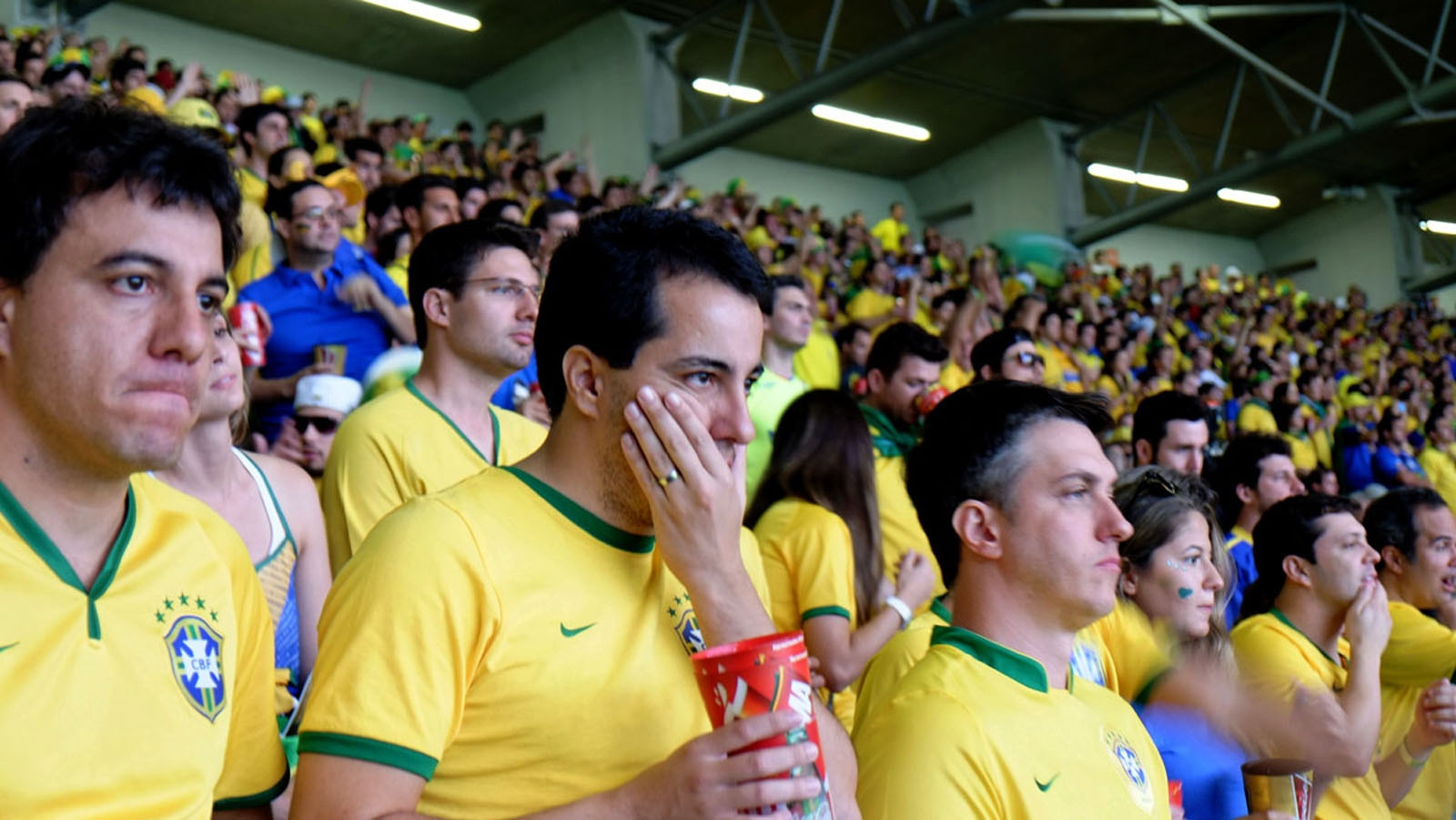 Brazil's loss broke their 62-match home unbeaten streak in competitive matches going back to 1975, when they lost 1–3 to Peru in that year's Copa América.