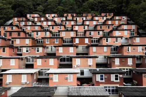Maria Cândida ParetoResidential Complex Project by: Sergio Bernardes Rio de Janeiro - Brazil