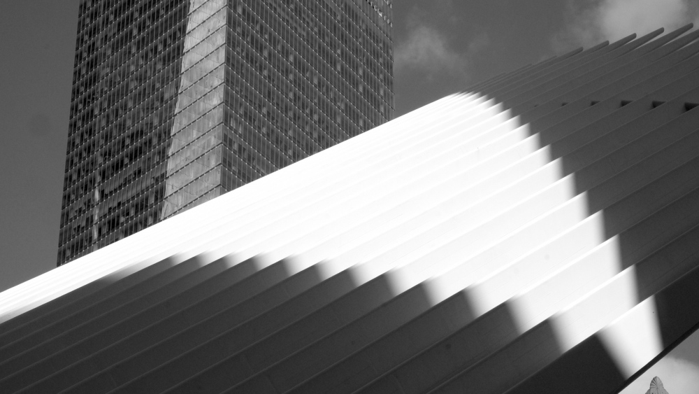 Oculus Structure Project by: Santiago Calatrava New York - USA
