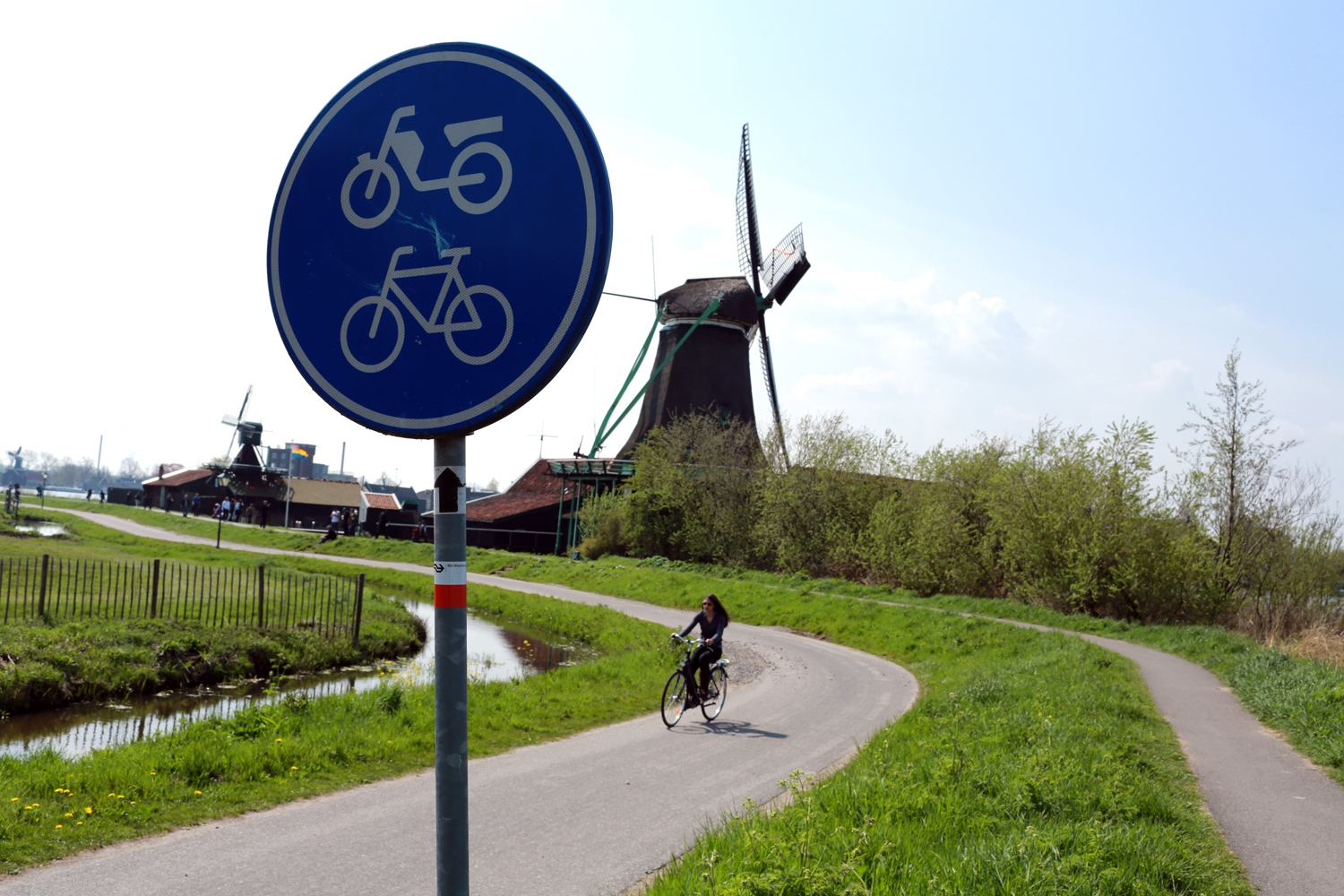 Cycling is a common and popular method of transport and recreation, accounting for 27% all trips nationwide, and up to 59% of all trips in its cities. Tourists also like to cycle around the countryside or the city.