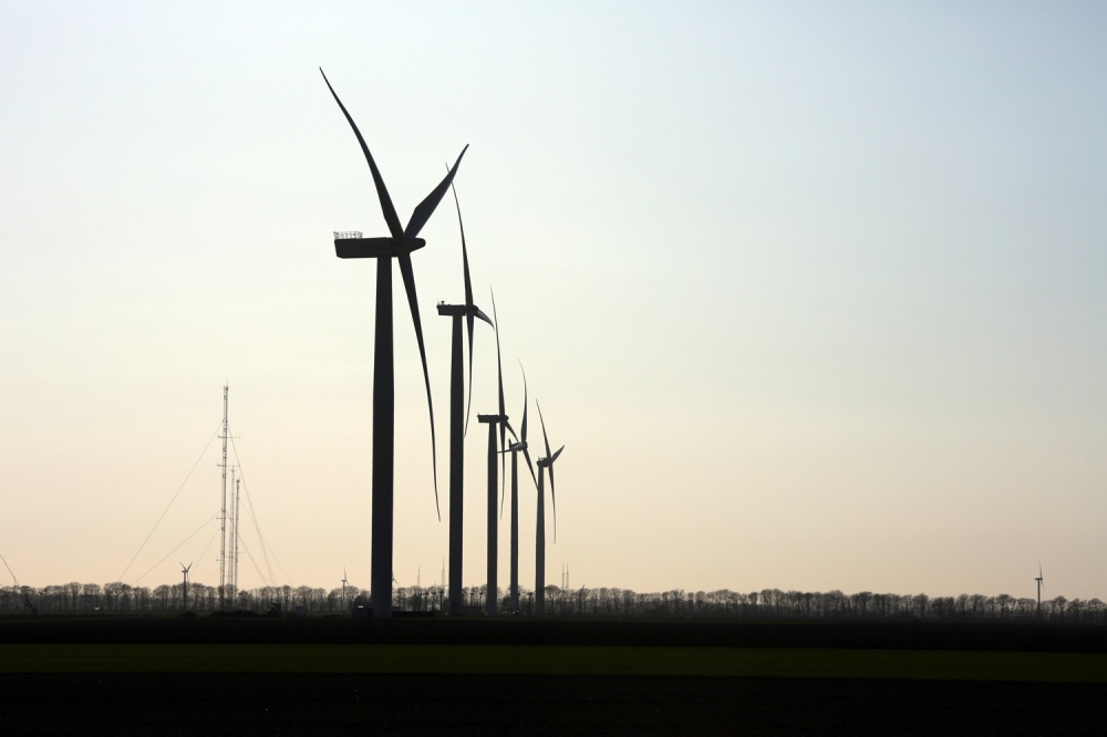 Wind power in the Netherlands is used as a renewable energy source, over 2000 wind turbines are operational in the Netherlands.