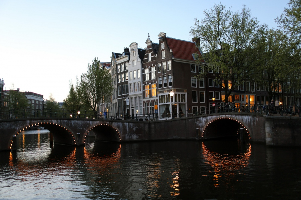 Amsterdam combines its glittering past with a wry, rough, rebellious contemporary edginess